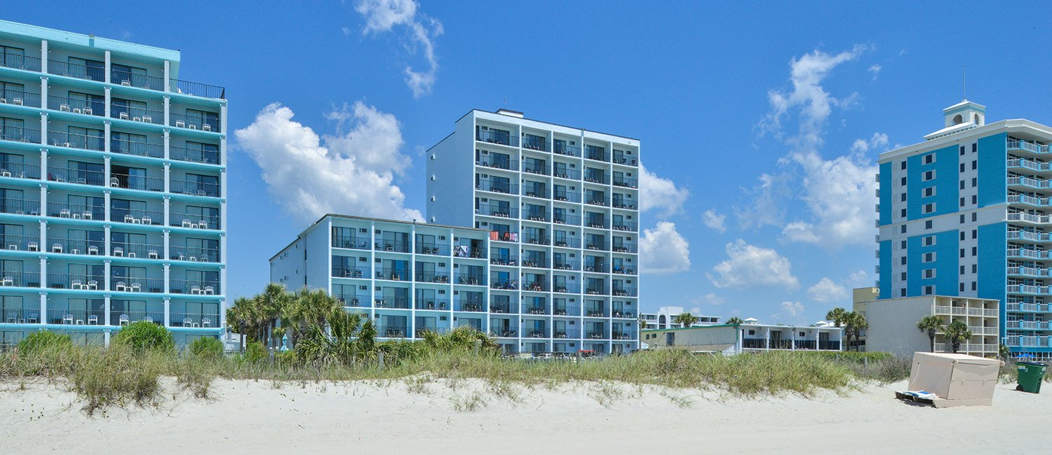 Sea Horn Motel Top Myrtle Beach Motels Amp Hotels At
