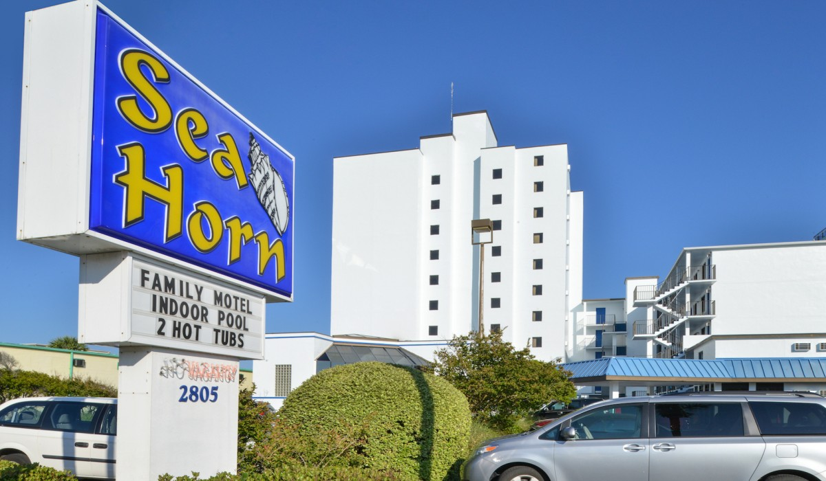 The Sea Horn Motel in Myrtle Beach - Welcome to the Sea Horn Motel